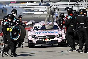 DTM Отчет о гонке Ауэр выиграл первую гонку DTM на «Лаузицринге»