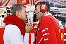 Vettel, a una reprimenda de ser sancionado tras saltarse el himno de Japón