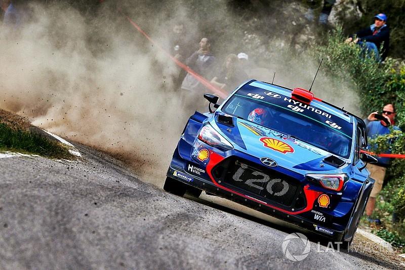Hyundai dejó a Sordo afuera para el Rally de Australia