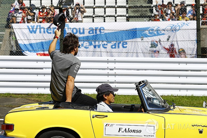 Фернандо Алонсо опублікує свою автобіографію у 2018 році