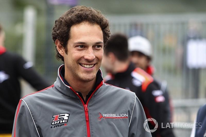 Senna joins Alonso, di Resta in United's Daytona line-up