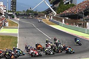 MotoGP Ultime notizie Barcellona: un test per far provare il nuovo asfalto ai piloti di MotoGP
