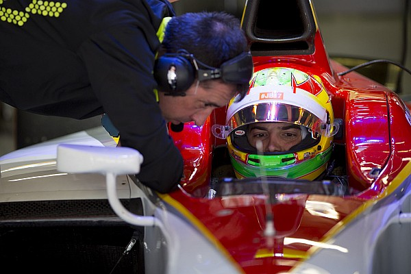 Merhi correrá la Fórmula 2 este fin de semana en Barcelona con el equipo Campos