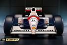 Videogames In beeld: De historische Formule 1-auto's in de game F1 2017