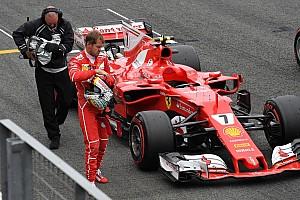 F1 Noticias de última hora Vettel reconoció que no tenía oportunidades de pelear por la pole