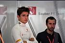 A Ferrari juniorja azonnal odapirított Wehrleinnak