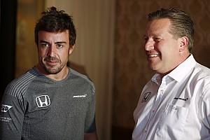IndyCar Ultime notizie Alonso e la McLaren hanno deciso solo sabato di andare alla Indy 500