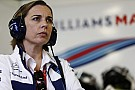Williams niega molestia con Mercedes