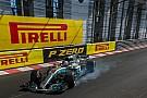 Formule 1 Mercedes s'est fourvoyé dans ses réglages à Monaco