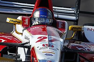IndyCar Репортаж з практики Гран Прі Сент-Піт: Андретті виграв першу практику