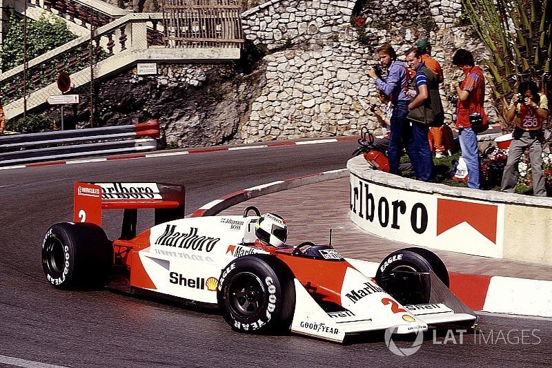 Все машины McLaren в Формуле 1