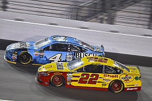 NASCAR Cup Commentary Joey Logano and Kevin Harvick - From rivals to allies