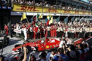 F1 分析 【F1オーストラリアGP分析】ベッテルは見た目以上の完勝だった?