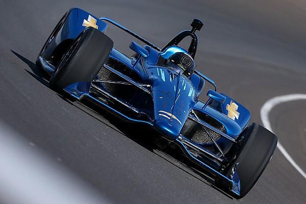 IndyCar IndyCar ha puesto los nuevos coches 2018 en pista