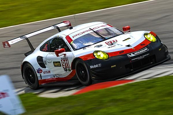 IMSA у Лайм Рок: Porsche здобула дубль