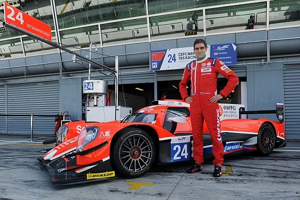 Petrov confirmed for Manor WEC drive