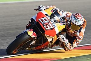 MotoGP 2017 Aragon: Marc Marquez triumphiert vor Dani Pedrosa
