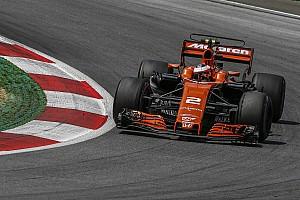 F1 Artículo especial La columna de Vandoorne: por primera vez McLaren tenía ritmo para el top 10