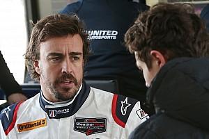 Le Mans Ultime notizie Alonso non è ancora sicuro di fare Le Mans: