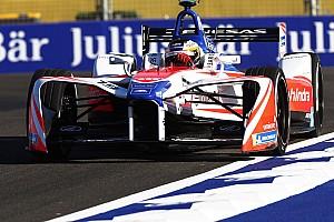 Formule E Nieuws Mahindra had wagen maar net op tijd af voor winnende Rosenqvist