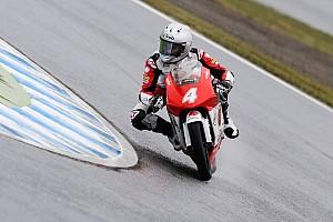 ATC Race report ATC Jepang: Gerry Salim tembus lima besar