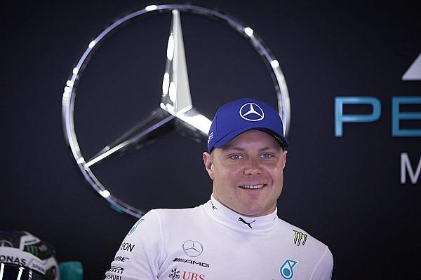 """F1 突发新闻 博塔斯希望与梅赛德斯 """"至少""""续约两年"""