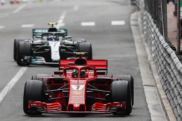 F1 突发新闻 莱科宁:轮胎策略效仿博塔斯也会是第四名