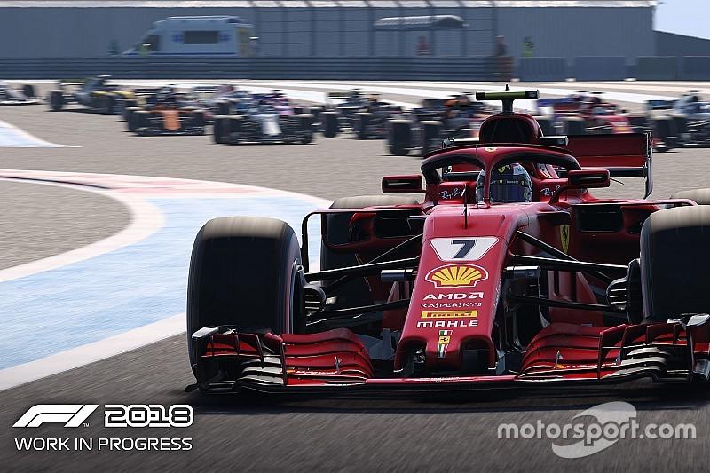 Le mode carrière de F1 2018 se dote de changements de règlement