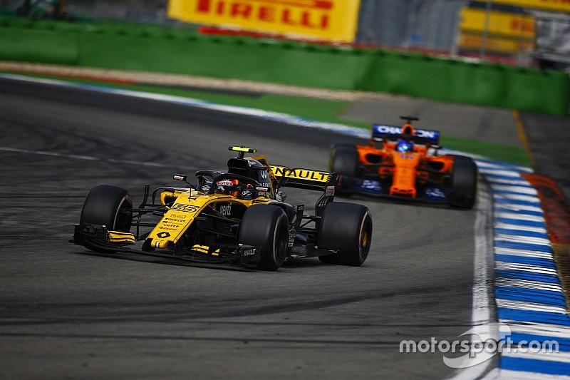 Баттон посоветовал Сайнсу не рассчитывать на прогресс McLaren в 2019 году