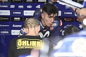 MotoGP Ultime notizie Vinales ammette: