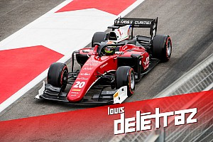 FIA F2 Chronic Colonna Louis Delétraz - Speriamo che la fortuna giri!