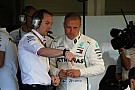 Formula 1 Bottas on Mercedes'
