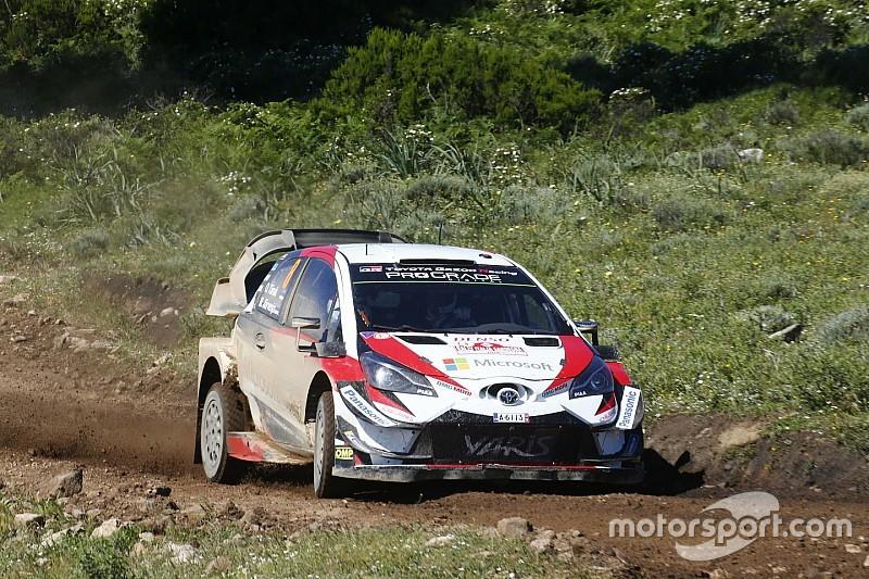 Toyota, Citroën et Hyundai au départ du Rallye d'Estonie