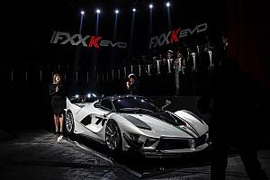 Automotive Breaking news Ferrari FXX K Evo diperkenalkan di Ferrari Mondiali