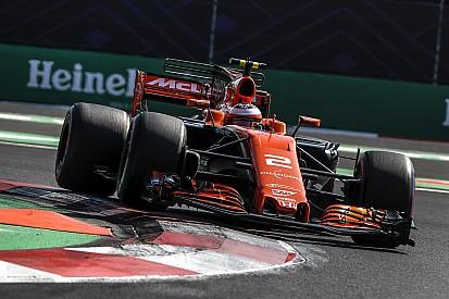 Formel 1 F1-Kolumne von Stoffel Vandoorne: McLaren fehlt es an Topspeed