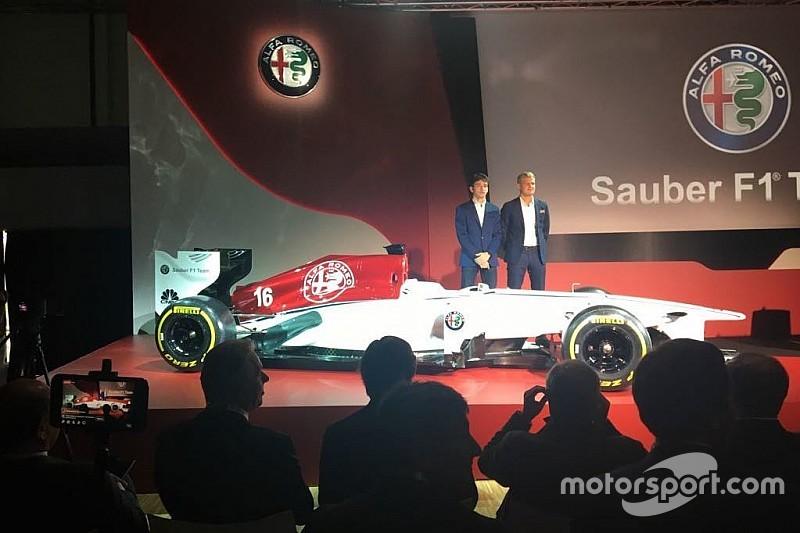 Resmi: Sauber 2018'de Leclerc ve Ericsson ile yarışacak