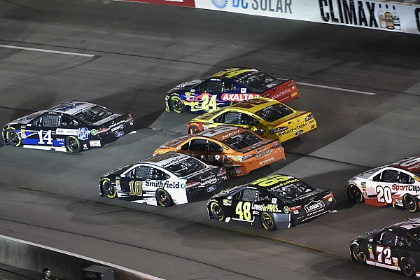 Clint Bowyer had shot at Richmond win until