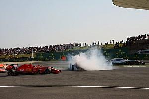 Fórmula 1 Noticias Hamilton temió chocarse contra Vettel o Verstappen en el incidente de China