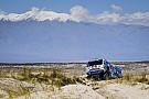 Dakar Villagra pelea a un segundo el liderato de los camiones