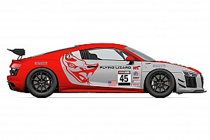 PWC Breaking news Flying Lizard switches to Audi R8s for World Challenge GTS campaign
