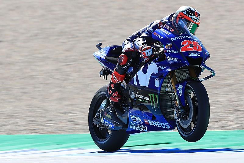 MotoGP Assen FP2: Vinales vorn, Marquez nur noch Achter