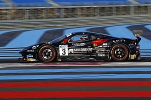 GT Italiano Gara Fontana e Mancinelli si impongono in Gara 1 a Le Castellet