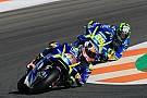 "MotoGP Iannone: ""Yo hago la moto y Rins la disfruta"""