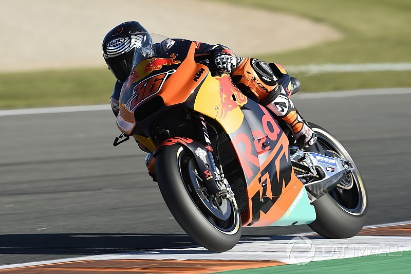 Cinq wild-cards pour Kallio en 2018 chez KTM