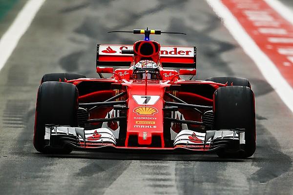 Formule 1 Actualités Räikkönen insiste: J'ai toujours