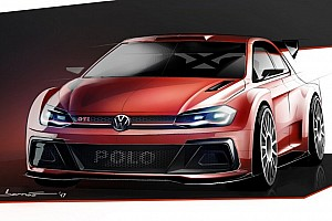 دبليو آر سي أخبار عاجلة اللّمحات الأولى لسيارة فولكسفاغن