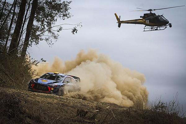 WRC Top List Las imágenes más espectaculares del adiós del WRC a la temporada 2017