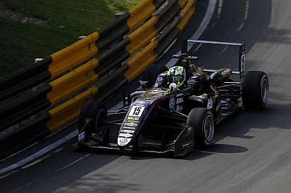 Formel 3 in Macao: BMW-Junior Joel Eriksson auf Pole-Position