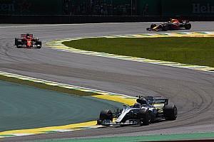 """Formule 1 Nieuws Horner: """"Snelheid upgrade Mercedes-motor deprimerend"""""""