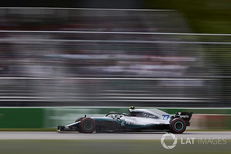 Mercedes precisa de atualização de motor, diz Bottas